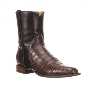 Lucchese Men's Dress Boot: Elliot, Brown