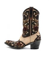 Old Gringo - Abelina Boot Floral, Bone