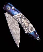 William Henry Spearpoint Buffalo Nickel Pocket Knife