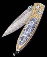 William Henry Monarch Gold Coast With Fossilized Coral