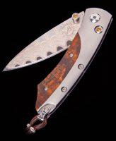 William Henry Pikatti Glen Beachwood Pocket Knife
